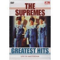 The Supremes -  Greatest Hits -DVD