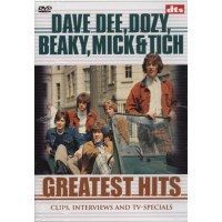 Dave Dee, Dozy, Beaky, Mick and Tich, Greatest Hits - DVD