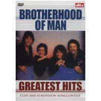 Brotherhood Of Man - Greatest Hits - DVD