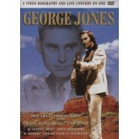George Jones - Live Concert and Video Biography - DVD