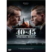 40-45 Spektakel Musical - DVD