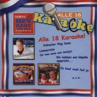 Alle 18 - Karaoke - CD