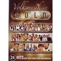 Volksmusik in Gold - 24 Hits mit den Stars der Volksmusik - DVD