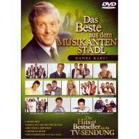 Das Beste aus dem Musikantenstadl - DVD