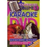 Hollandse Hits - Volume 5 Karaoke - DVD