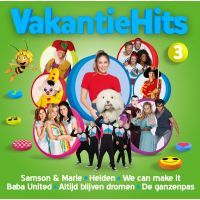 Studio 100 - Vakantiehits - Volume 3 - CD