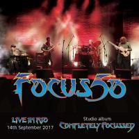 Focus - Focus 50 - Live In Rio - 3CD+BLURAY