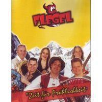 Flegel - Zeit fur Frohlichkeit - DVD