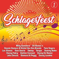 Schlagerfeest - Deel 1 - CD