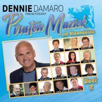 Dennie Damaro Presenteert Piraten Muziek Uit Vlaanderen - Deel 2 - CD