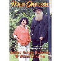 Gerard Rutger Buisman en Wilma Dijkstra - Mooi Overijssel (De kop van Overijssel bekeken en bezongen) - DVD