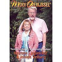 Herman Lippinkhof en Josien Veldberg - Mooi Overijssel (Twente bekeken en bezongen) - DVD