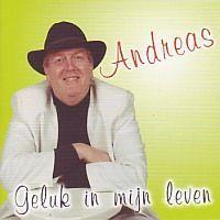 Andreas - Geluk in mijn leven - CD