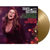 Trijntje Oosterhuis - Wonderful Christmastime - Coloured Vinyl - LP