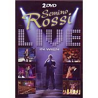 Semino Rossi - Live in Wien - 2DVD