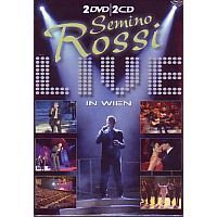 Semino Rossi - Live in Wien - 2DVD+2CD
