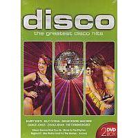 Disco, The greatest disco hits 2DVD-Box