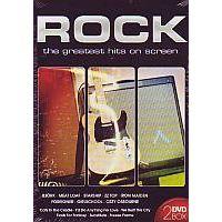 Rock, The greatest hits on screan 2DVD-BOX