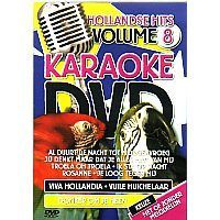 Hollandse Hits - Volume 8 Karaoke - DVD