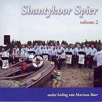 Shantykoor Spier Volume 2 o.l.v. Marinus Boer