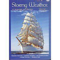 Stormy Weather - 25 Seasongs and Shanties - Volume 1 - DVD