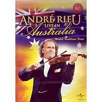 Andre Rieu - Live in Australia - World Stadium Tour - DVD