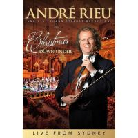 Andre Rieu - Christmas Down Under - Live From Sydney - DVD