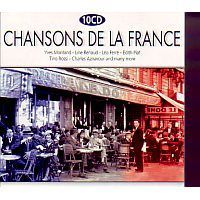 Chansons de France 10CD Vol. 1