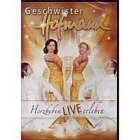 Geschwister Hofmann - Herzbeben Live Erleben - DVD