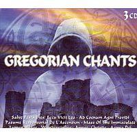 Gregorian Chants - 3CD