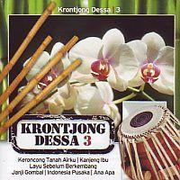 Krontjong Dessa Deel 3 - CD