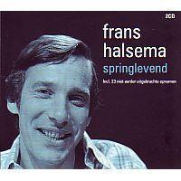 Frans Halsema - Springlevend - 2CD