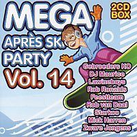 Mega Apres Ski Party - Vol. 14 - 2CD
