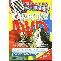Hollandse Hits - Volume 9 Karaoke - DVD