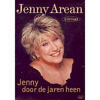 Jenny Arean - Jenny Door De Jaren Heen - 5DVD