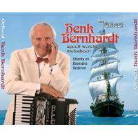 Orkest Henk Bernhardt - Speelt Wereld Melodieen - Deel 2 - 2CD - Shanty en Zeemansliederen