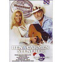 Ben en Carmen Steneker - Homeland - DVD