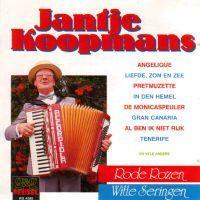 Jantje Koopmans - Rode rozen, witte seringen