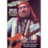 Willie Nelson and Friends - The Great Outlaw Valentine Concert - DVD