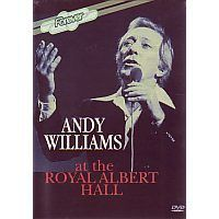 Andy Williams - Forever - At the Royal Albert Hall - DVD