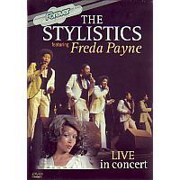 Forever - The Stylistics, feat Freda Payne, Live in Concert - DVD
