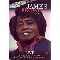 Forever - James Brown Live - DVD