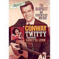 Conway Twitty Featuring Loretta Lynn - DVD