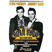 Elvis Presley and Johnny Cash - The Roadshow Interstate - CD+DVD