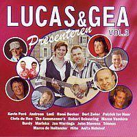 Lucas en Gea - Presenteren - Vol.3 - CD