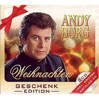 Andy Borg - Weihnachten - Geschenk Edition - 2CD