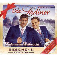 Die Ladiner - Dolomiten Weihnacht - 2CD Geschenk Edition