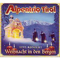 Alpentrio Tirol - Live Konzert, Weihnacht in den Bergen