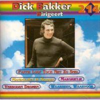 Dick Bakker - Dirigeert - Wolkenserie 214 - CD
