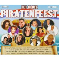 Het Grote Piratenfeest - 2CD